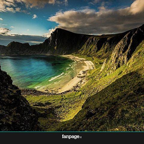 Playa escondida (Noruega)