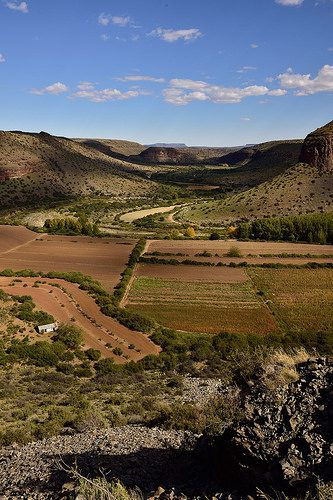 Nieu-Bethesda, Eastern Cape, South Africa   by South African Tourism