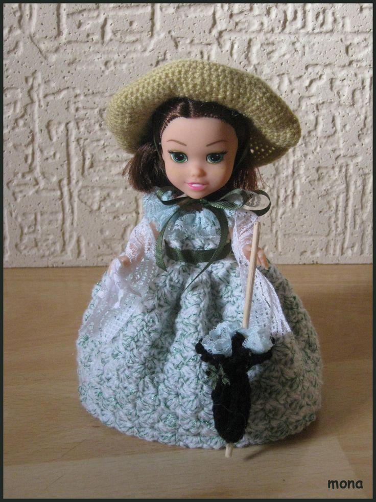 doll 13 - Scarlett O'Harová