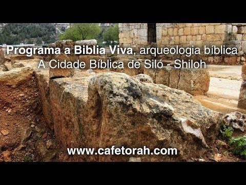 Tel Shilo ou Siló | Cafetorah.com