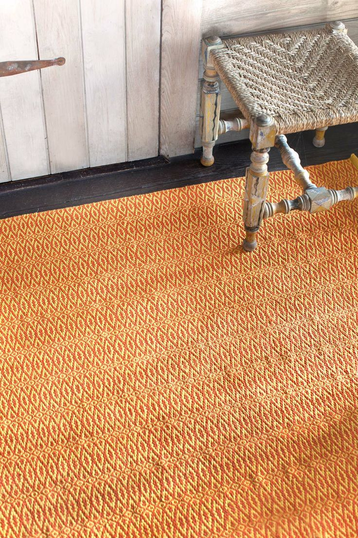 Dash And Albert Rugs Fairisle Curry Paprika Woven Cotton Rug Available Maryland Paint Decorating