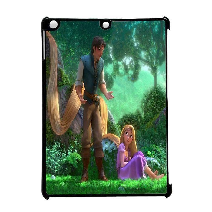 Tangled Cartoon Rapunzel iPad Pro 9.7 Case Dewantary