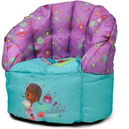 Disney Doc McStuffins Bean Bag Chair