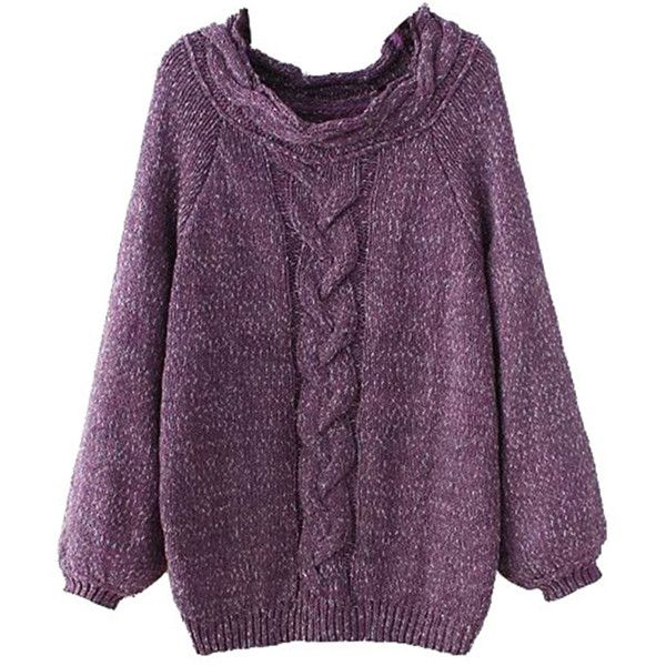 Best 25  Purple jumpers ideas on Pinterest | Purple tops, Jumper ...