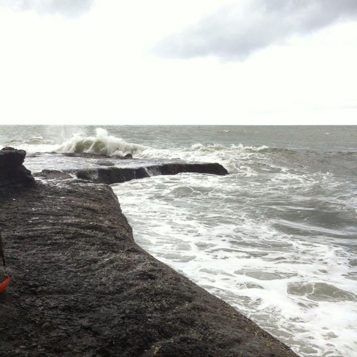 #wave #reefs #TanahLot #bali