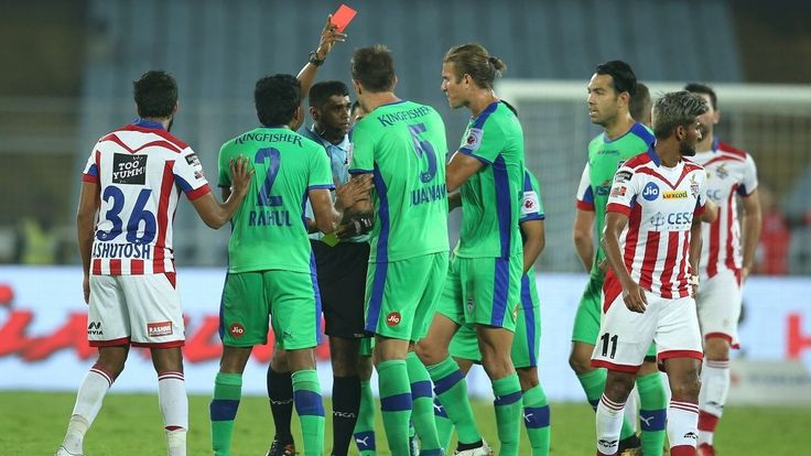 Much-mocked, not heard: The story of the Indian football referee