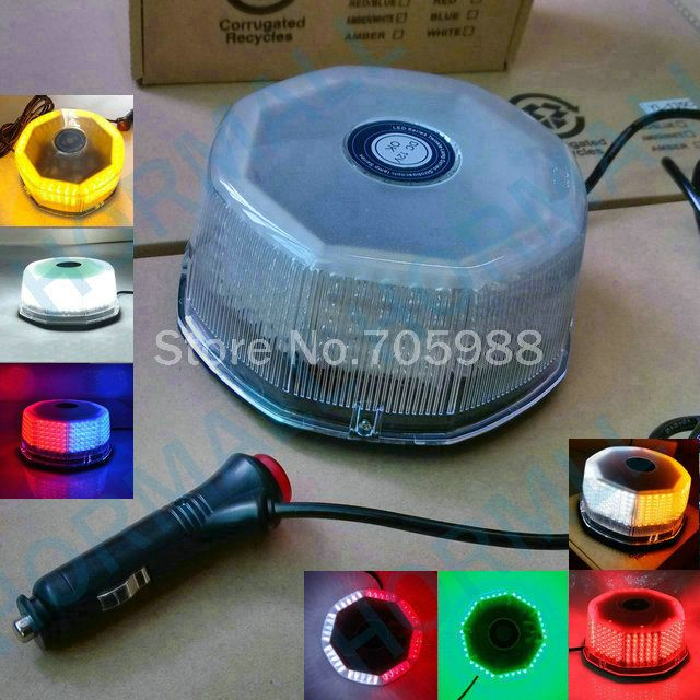 ==> [Free Shipping] Buy Best 240 Led Magnetic Mount Car Auto Truck Roof LED Beacon Hazard Emergency Recovery Flashing Warning Strobe Light Online with LOWEST Price | 32364590768