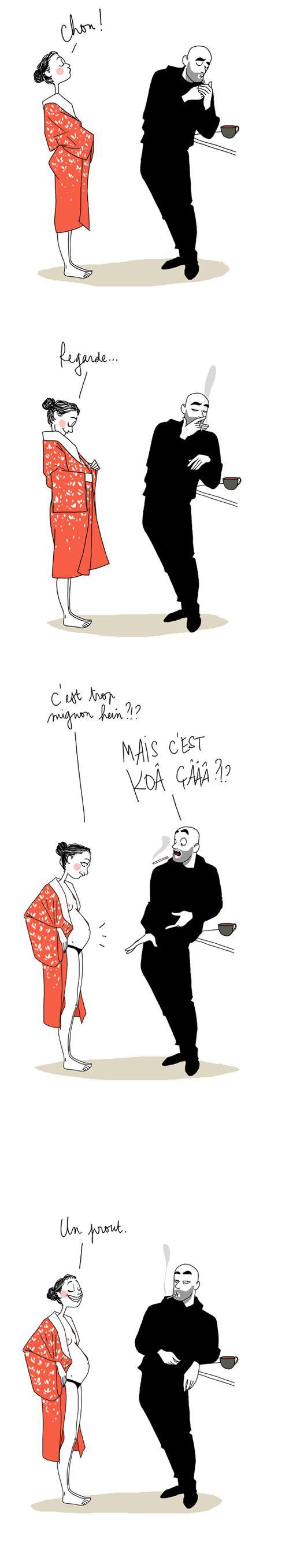 - un prout, par Margaux Motin -