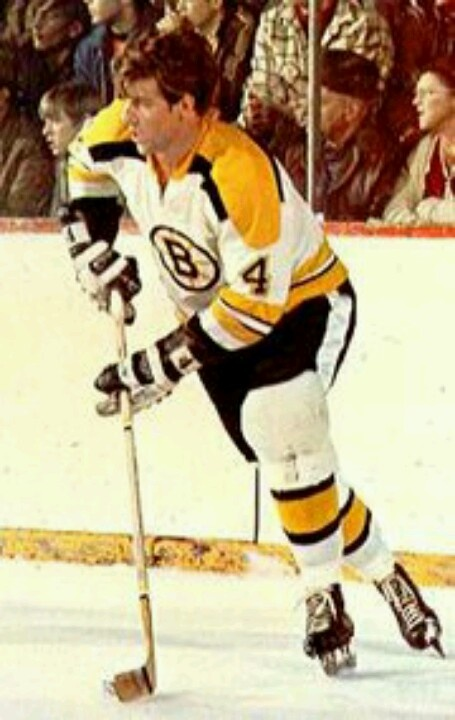 Bobby Orr  /  I had this poster!  I stupidly let someone borrow it and never got it back!