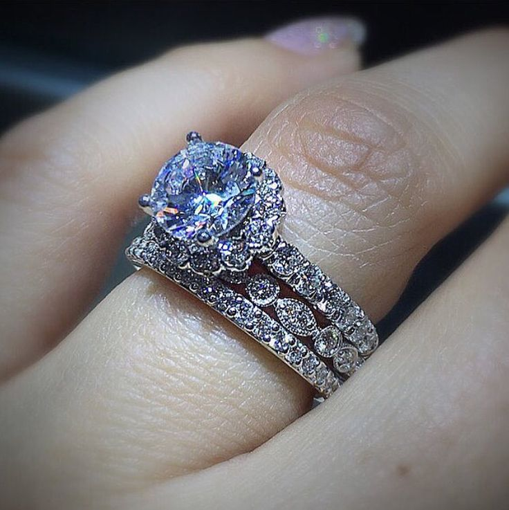 15 gorgeous engagement rings by raymondleejwlrs - Beautiful Wedding Rings