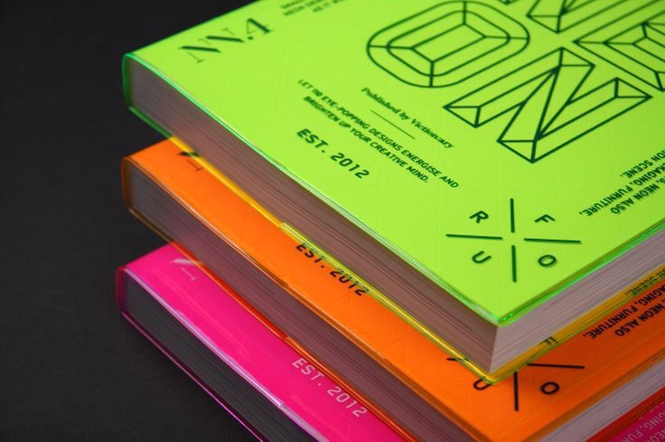 The fourth of viction:ary's colour-focused PALETTE series, NEON genuinely reflects neon colours' potential to shout out in six-colour prints. From the latest brand identities to interior decorations, and fashion styling to artistic pursuits, the 110 projects in this book epitomise the dynamic play of light in current designs.  * Available with three neon plastic sleeve options