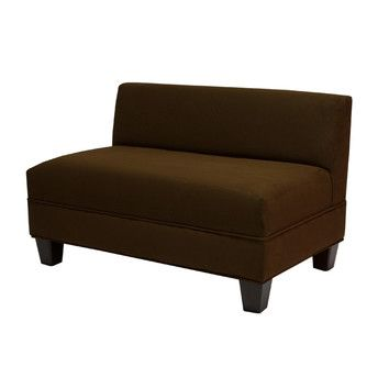 carolina accents makenzie settee loveseat and free 2 day shipping at wayfair