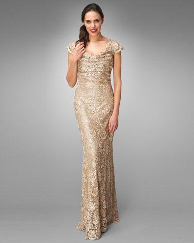 Pippa Embellished Lace Dress
