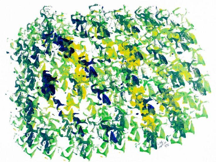 Sri Chinmoy Art - daily blog | A daily posting of Sri Chinmoy's art