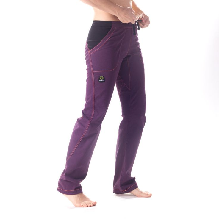 Skat pants or trousers, however you roll, are our best-selling women's movement orientated trouser. Designed specificly for indoor and outdoor climbing, our designers dove deep into their climbing needs and came up with the most efficient climbing trouser of all time. And we aren't exaggerating. Now they have DEEPER POCKETS. We really went over the top this time. Diamond Cut Crotch Crotch. Splits away... You know we will. Comfortable elasticated waistband and waist puller cord for both…