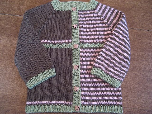 Yikes Stripes! pattern by Yarn-Madness