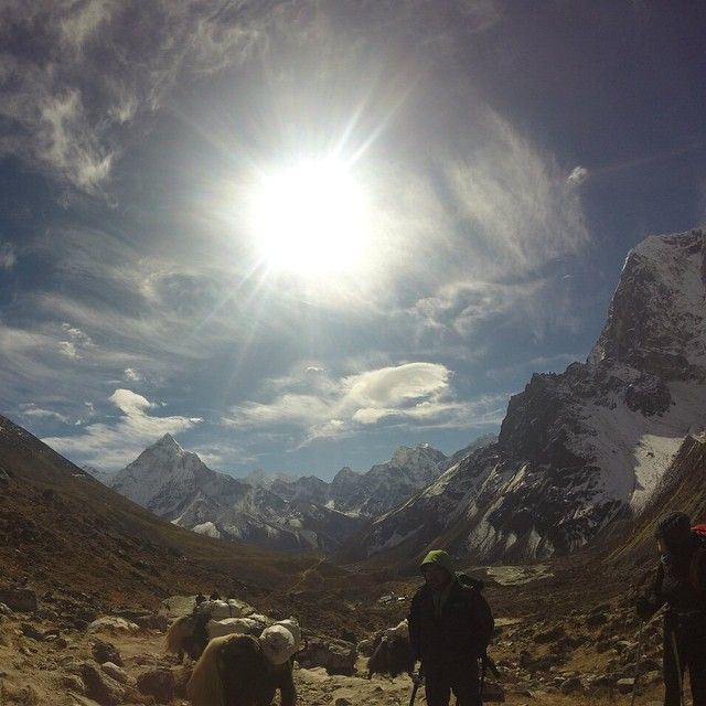 Everest Base camp Trek, Nepal #travel