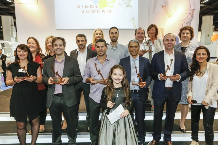 The Winners of the Innovation Award Kind + Jugend 2014