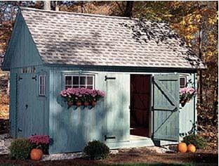 Schuur plannen, garage plannen, opslag bouwplannen / blauwdrukken / ontwerpen