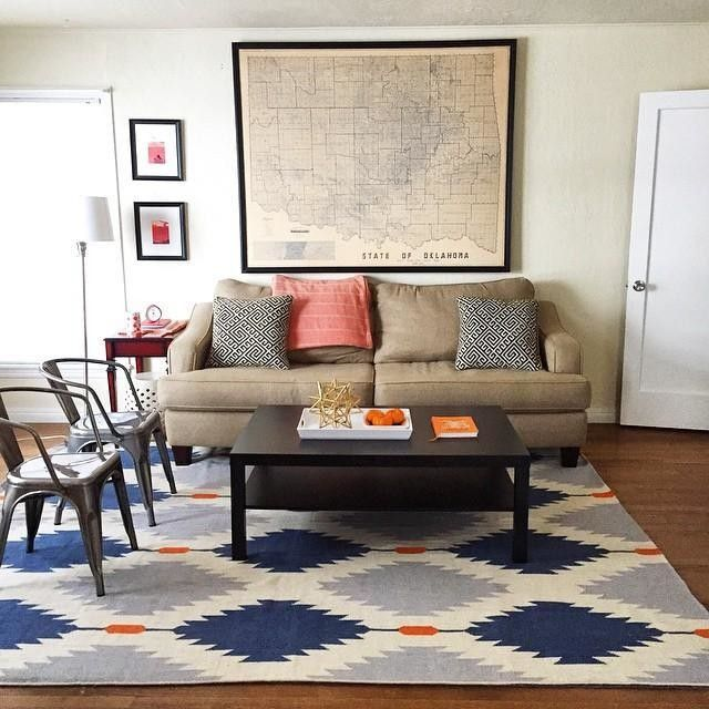 Phoenix Wool Dhurrie Rug Regal Blue 3x5 Coordinating ColorsJasminePhoenixPlayroomGoalsRoom IdeasDining Room