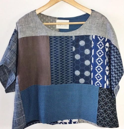 hand-crafted, sustainable artwear / susaneastman.com