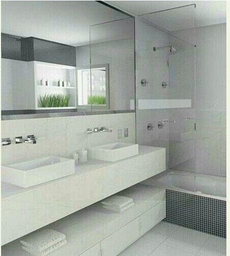 Armário para os banheiros - 3 gavetas