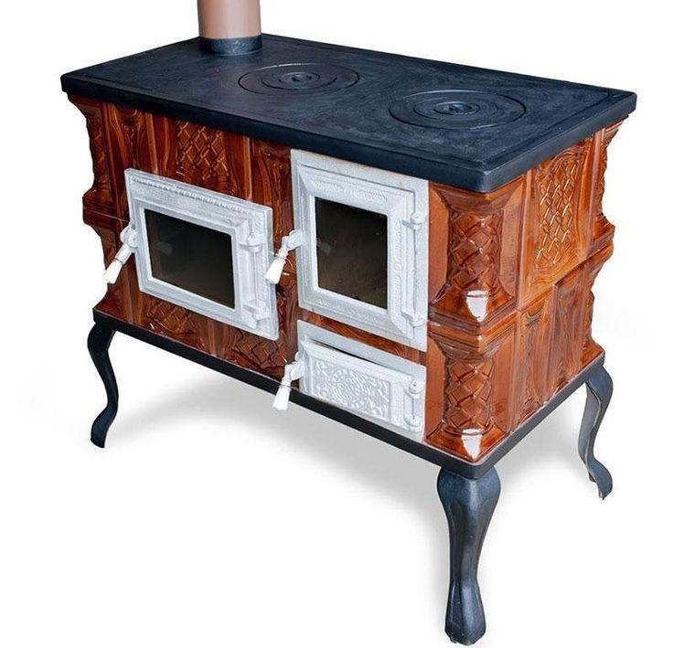 Métodos de calefacción ecológicos: las estufas de cerámica   Decoración