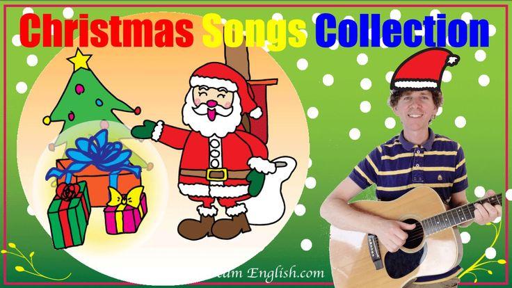 christmas songs english version lyrics