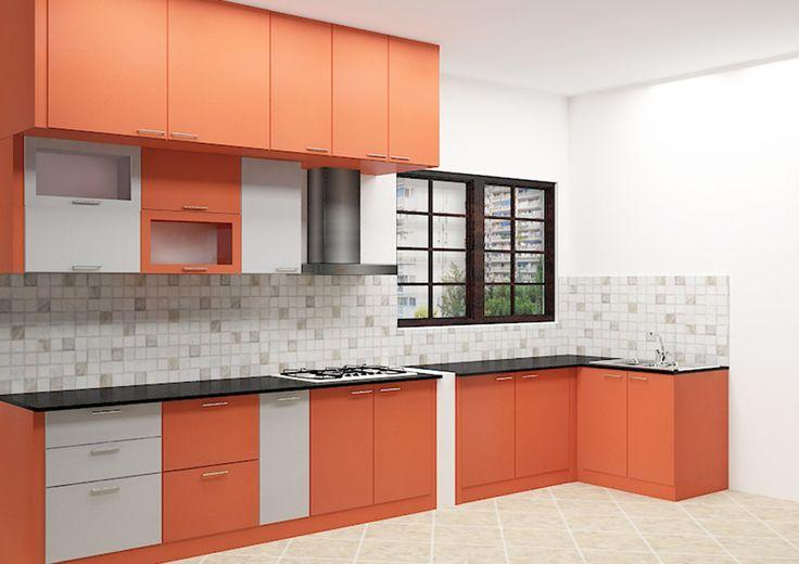 asuncion parallel kitchen with laminate finish parallel kitchen design interior design on kitchen interior parallel id=42022