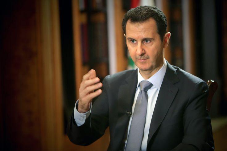 DOCUMENT RTL - Le chef de lÉtat syrien a accordé une interview à RTL ce dimanche 8 janvier à Damas.