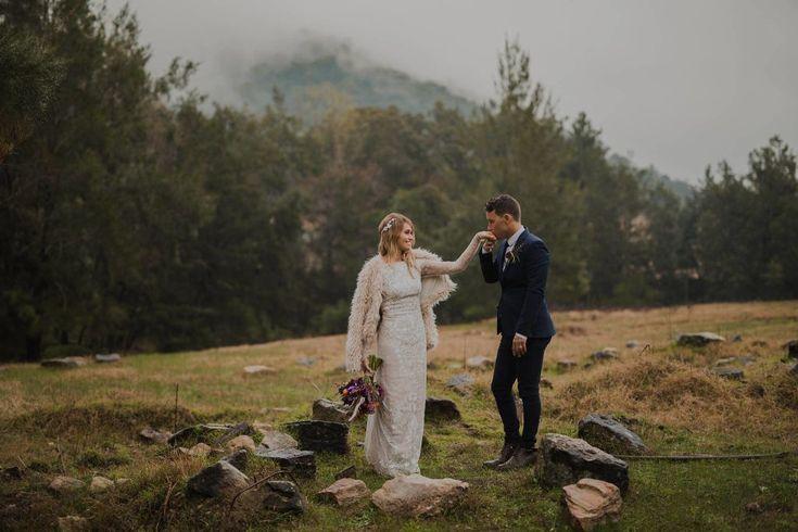 Stonehurst Cedar Creek Winery Wedding - Melinda+Matt - Curly Blog