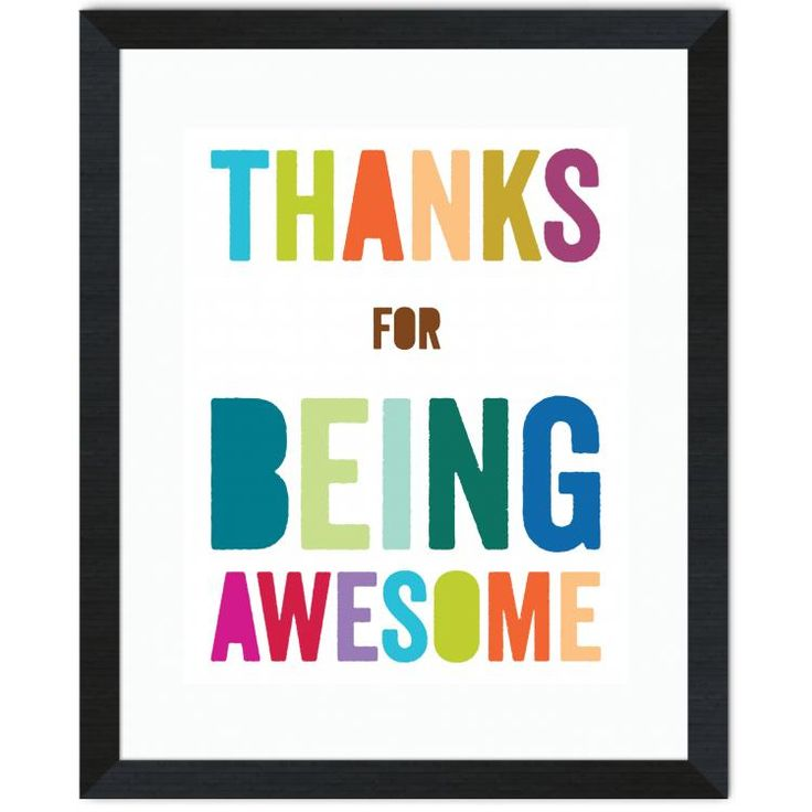 Employee Appreciation Thank You Quotes: 7 Best Employee Appreciation / Breakroom / Workplace Signs