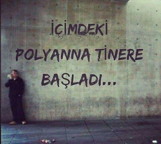 charming life pattern: duvar yazısı - içimdeki polyanna :)