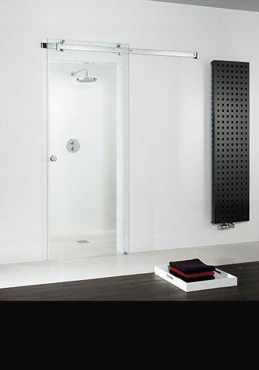 Penthouse Sliding Shower Door (72C)