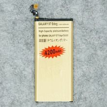 Original Capacity Replacement Battery For Samsung Galaxy S7 Edge 4200mAh. Price:$4 #samsunggalaxys7