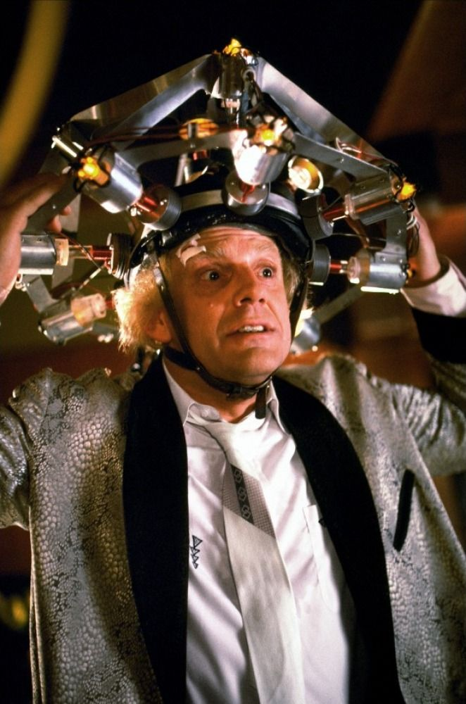 Back to the Future (1985) - Christopher Lloyd
