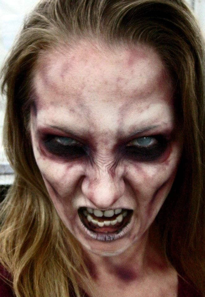 65 best Zombie images on Pinterest | Fx makeup, Halloween makeup ...