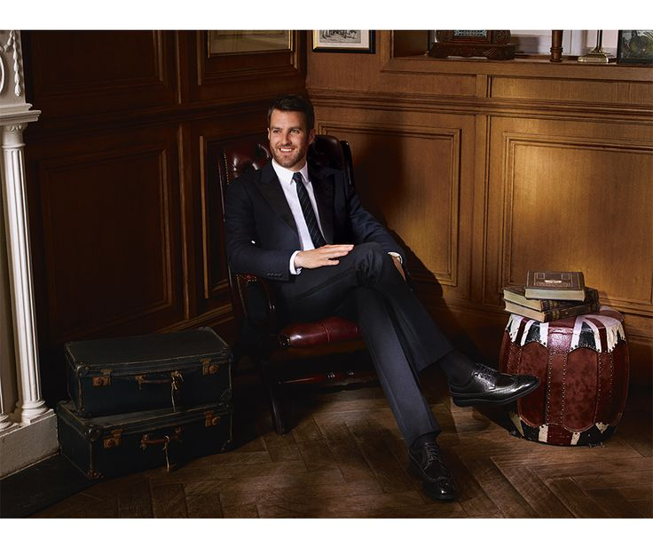 #HOGAN presents the #CasualBusiness project.  The interiors architect Christopher Lees introduces the distinguished elegance of the Dress X Collection.