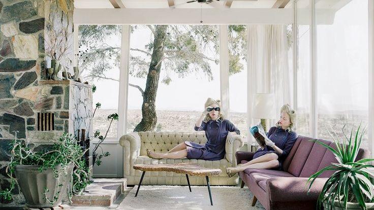 Anja Niemi (The Desert House)