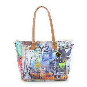 Y NOT Shopping Bag - L.E. New York