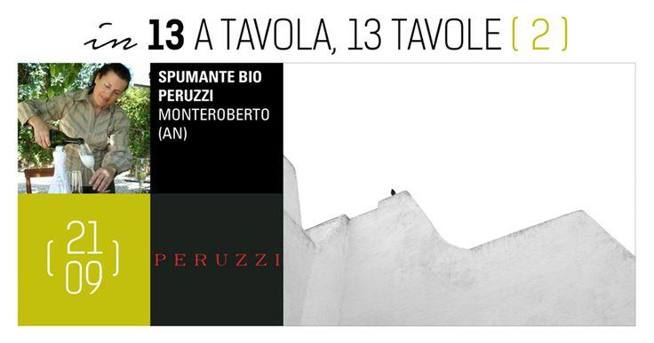 iovedì 21 Settembre Cena Degustazione della Rassegna #in13aTavola, ospite la Cantina Peruzzi.#HotelEmilia #Food #wine