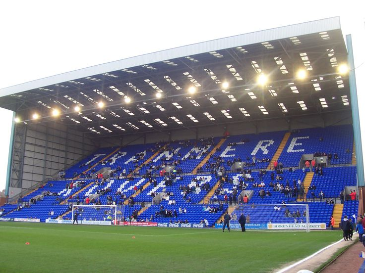 Well done to the Tranmere Rovers Supporters Trust - Prenton Park now an ACV.