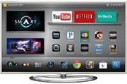"""HiSense 55"""" 3D Smart Ultra Slim Design EdgeLit LED Full High Definition TV.http://www.satelectronics.co.za/"""