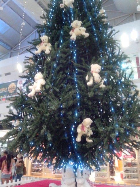 Navidad en el Centro Comercial Caribe Plaza en #CartagenadeIndias