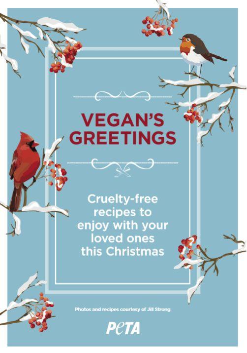 PETA Prime: A FREE Way to Spread the Vegan Love This Holiday Season