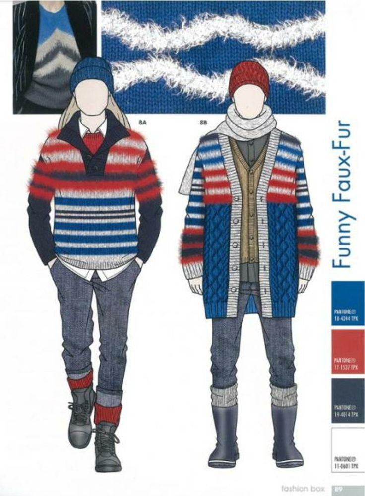 Color Trends Fashion