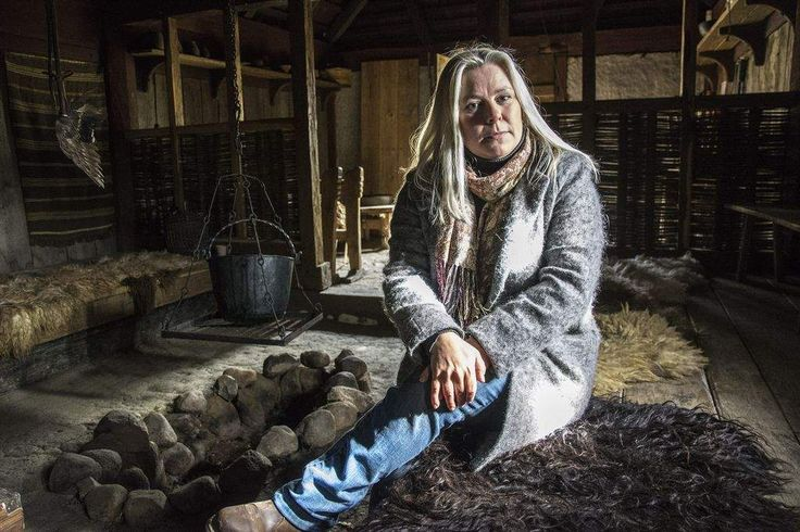 Vikingelandsbyen har inspireret til debut-roman
