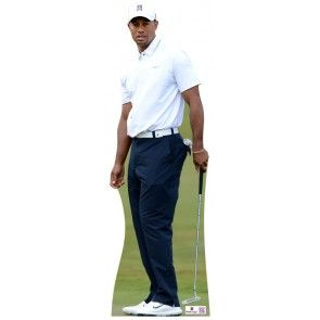 Tiger Woods Cardboard Cutout 706