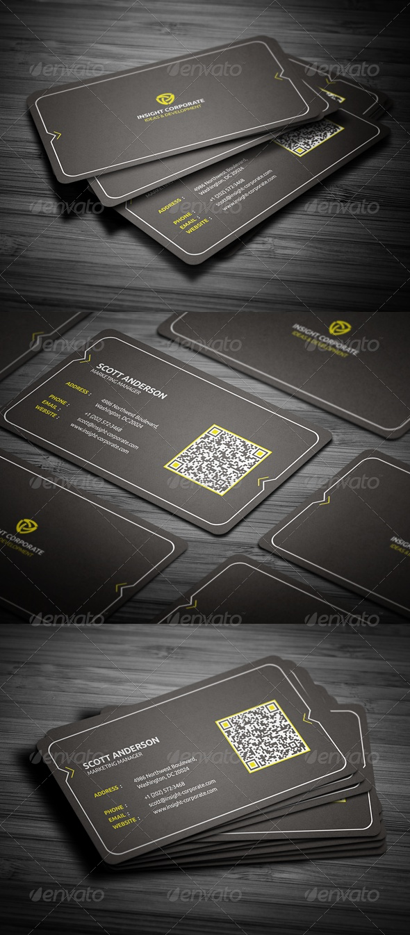 337 best business cards images on pinterest business cards rounded modern business card magicingreecefo Images