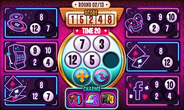 Bingo Scratch by Mariela Valenzuela, via Behance